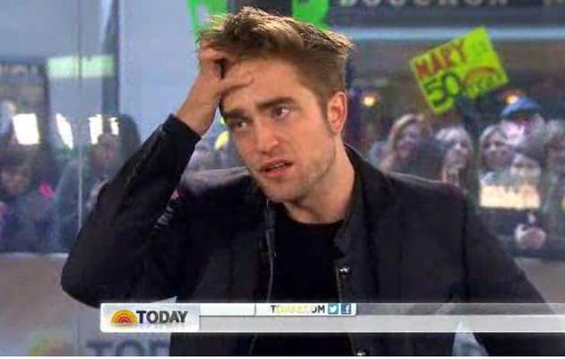 Robert Pattinson: Please Stop Calling Me RPatz