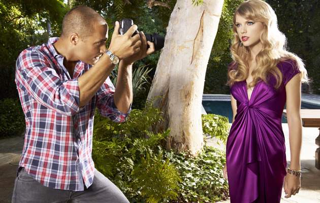 First Look: Stunning New Taylor Swift Photos By Nigel Barker!