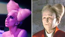 Lady Gaga -- Vampire?