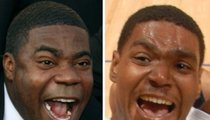 Tracy Morgan Plays for the Lakers?!?