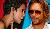 Halle Berry and Gabriel Aubry -- D-Day in Custody War
