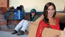 'Bachelorette' Star Jillian Harris -- Homeless in Vancouver ... Temporarily