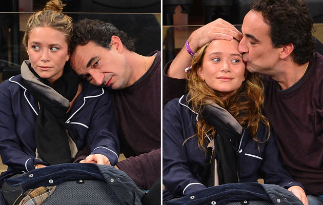 Mary-Kate Olsen Shares PDA with Older Boyfriend Olivier Sarkozy
