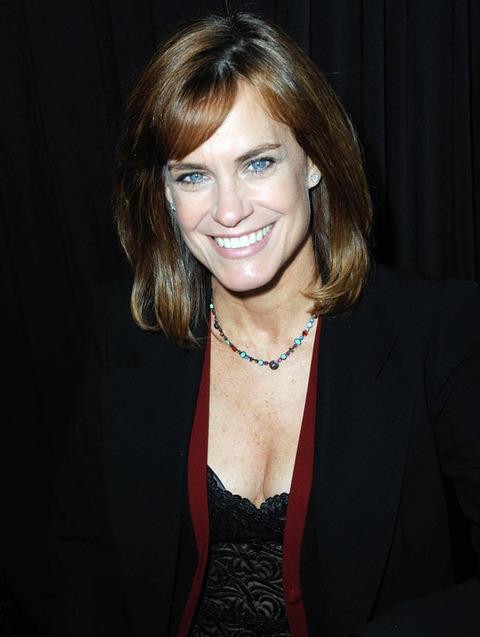 Catherine Mary Stewart resurfaced at event looking alive.