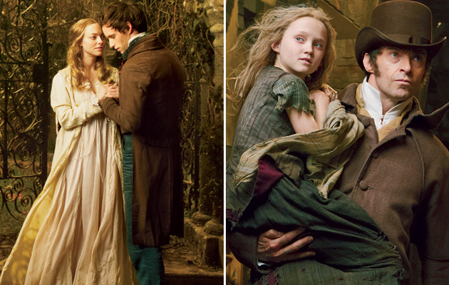 "Stunning New Photos Of The ""Les Miserables"" Cast!"