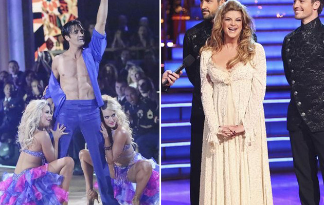 "Two Stars Eliminated from ""Dancing With the Stars: All-Stars"""