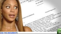 Beyonce Wins Lawsuit -- Again!