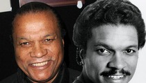 Billy Dee Williams -- Hell Yeah, I Wanna Be in the Next 'Star Wars'