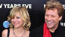 Jon Bon Jovi's Daughter -- Heroin Charges Dropped
