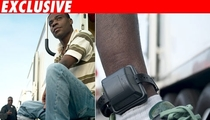 Tracy Morgan: Anklet Stylin'