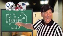 Harvey Levin Picks NFL Winner -- 'The Peyton Manning Debacle'