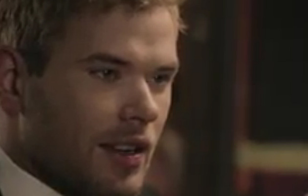 See Kellan Lutz's Sexy, Silly New Role!