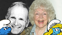'Smurf' Star Michael Bell --  R.I.P Smurfette ... The Smurf Other Smurfs Dreamed Of