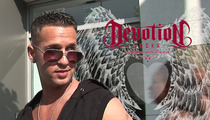 The Situation Sues Vodka Company -- You Owe Me Millions!