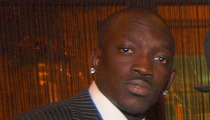 Akon's Brother Abou Thiam -- Baby Mama Wants More $$$ ... He Says Hellll No