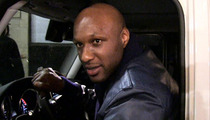 Lamar Odom -- Chamique Holdsclaw Is a 'Great Person'