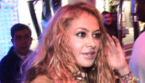 Paulina Rubio -- I May Have Been Arrested, But the Other Guy is Getting Sued
