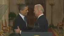 Vice Prez Joe Biden Drops the F-Bomb