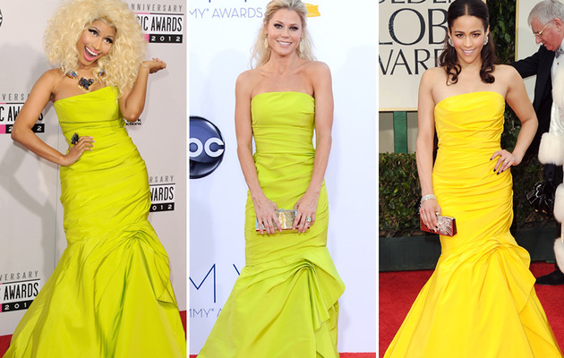 Dueling Dresses: American Music Awards Edition!