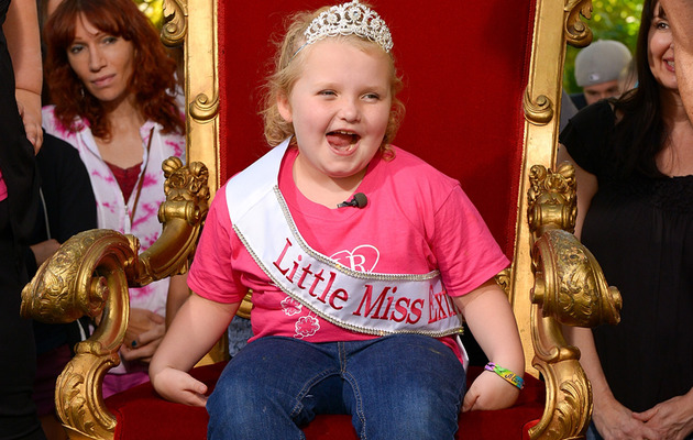 """Honey Boo Boo"" Gets Trashed ... Literally!"
