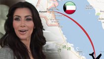 Kim Kardashian -- Education in the Middle East
