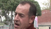 Michael Lohan -- I Didn't Cheat on Dina ... WE WERE ON A BREAK!!!