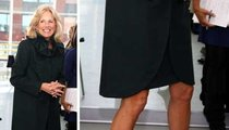 Biden's Wife -- The Right to Bare Legs