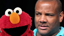 Voice of Elmo Kevin Clash Resigns from Sesame Street