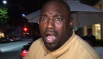 Warren Sapp -- About that Child Support ... I Need a Discount