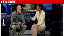 Robin Roberts -- Chris Approved My Rihanna Q's