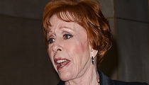 Carol Burnett -- Sued FROM THE GRAVE Over Home Video Deal