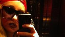 Amanda Bynes Resurfaces In a Turban
