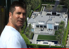 Simon Cowell -- Latest Swatting Victim ... He's Being Held Hostage!!!
