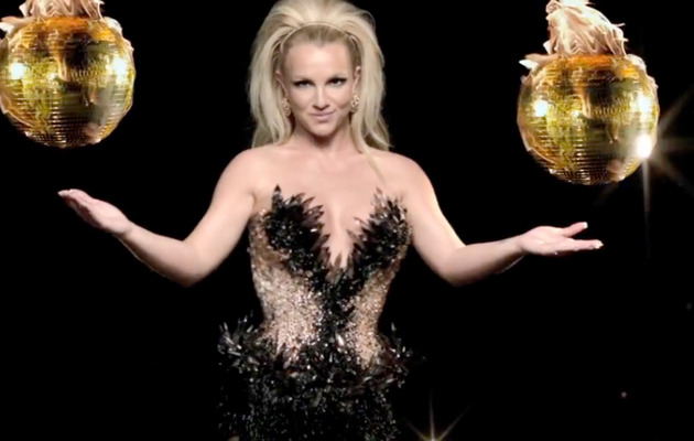 Britney Spears Brings Sexy Back in New will.i.am Video!