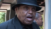 Joe Jackson Suffers a Stroke