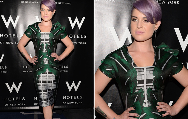 Kelly Osbourne's Skinniest Look Yet!