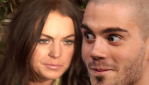 Lindsay Lohan -- Bar Fight Over Max from 'The Wanted'