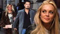 Lindsay Lohan Victim -- She Hurled a RACIAL SLUR At Me