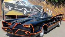 Original Batmobile -- Racing to the Auction Block