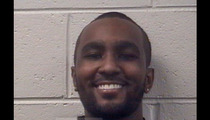Bobbi Kristina's BF Nick Gordon -- The SUPER HAPPY Mug Shot