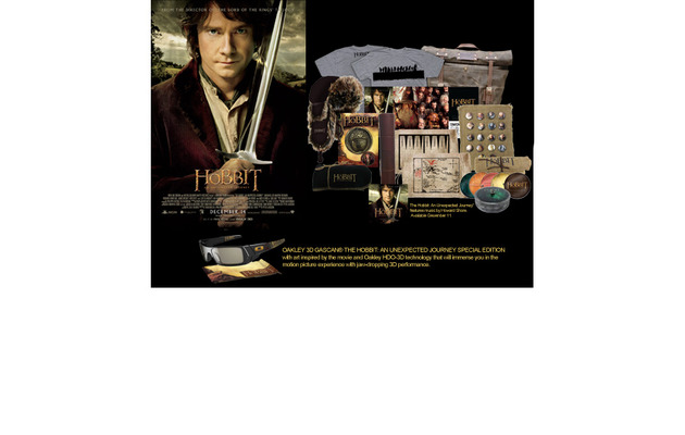 "You Can Win A ""The Hobbit: An Unexpected Journey"" Prize Pack!"