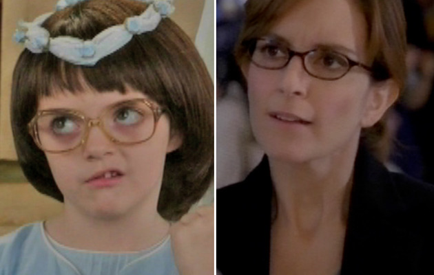 "Tina Fey's Daughter Makes Hilarious ""30 Rock"" Cameo"
