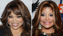 'Martin' Star -- I Wanna Be La Toya!