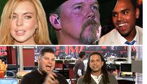 TMZ Live: Lindsay Lohan -- Battling the Bottle Again