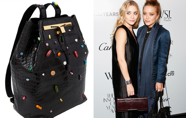 The Olsen Twins Selling $55,000 Handbag