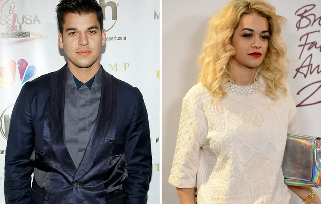 Rob Kardashian and Rita Ora Split -- Did She Cheat?