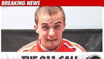 Frankie Muniz 911 Call -- 'I'm a Celebrity'