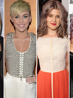 2012 Year In Review: Crazy Celebrity Hair Changes