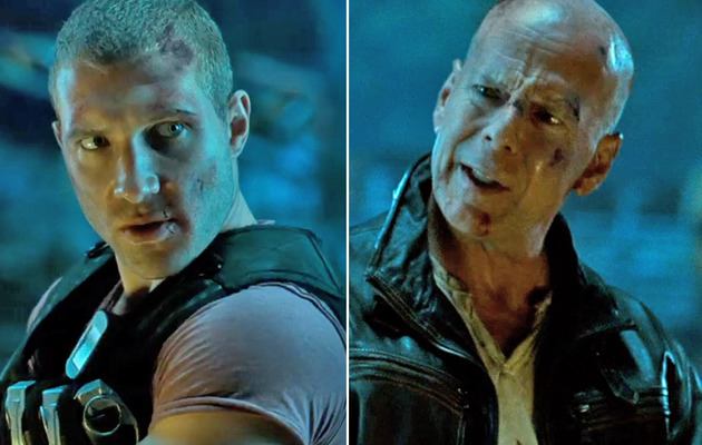 "Video: Meet John McClane's Son In New ""Die Hard"" Sequel"