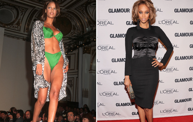 Tyra Banks Turns 39 -- See More '90s Supermodels Today!